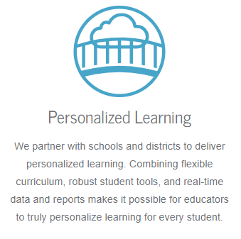 Personalized learning information